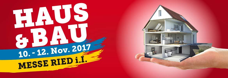 haus und bau ried 10 12 november 2017 listberger tischlerei. Black Bedroom Furniture Sets. Home Design Ideas